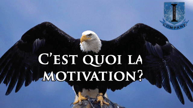 Motivation immobilier company