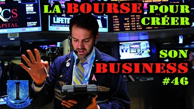 La bourse pour créer son entreprise #46