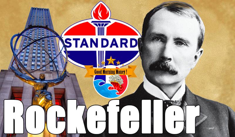 Le roi des Rockefeller