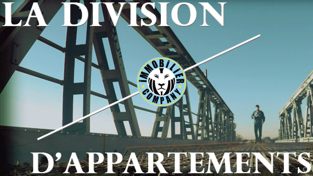 La division d'appartements