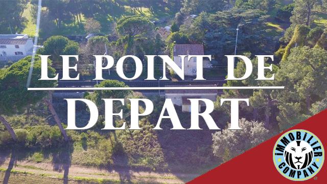 Point de depart