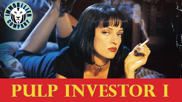 Pulp investor