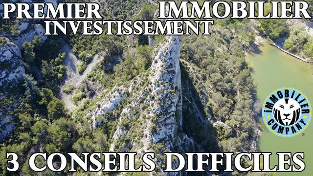 Premier investissement immobilier : 3 conseils difficiles
